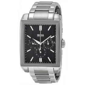 Hugo Boss Men's 1512891 Quartz Watch Quartz Dial Analogue Display