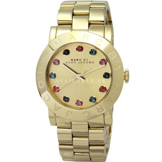 Marc Jacobs Women's MBM3141 Stainless Steel Watch