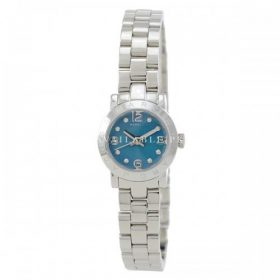 Marc by Marc Jacobs MBM3274 Ladies Teal Mop Silver Amy Watch
