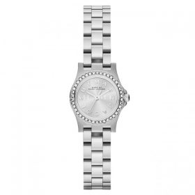 Marc Jacobs MBM3276 Silver Henry Dinky Glitz Ladies Watch