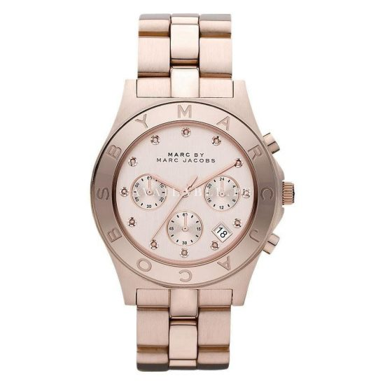 Marc by Marc Jacobs Women's Large Blade Chrono MBM3102 Watch