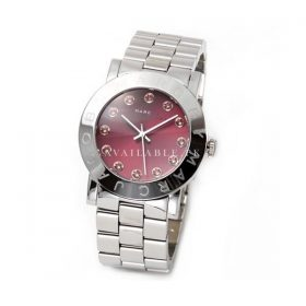 Marc Jacobs Amy Stainless Steel Ladies Watch MBM3333