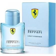 Ferrari Scuderia Light Essence EDT Perfume for Men 125ML