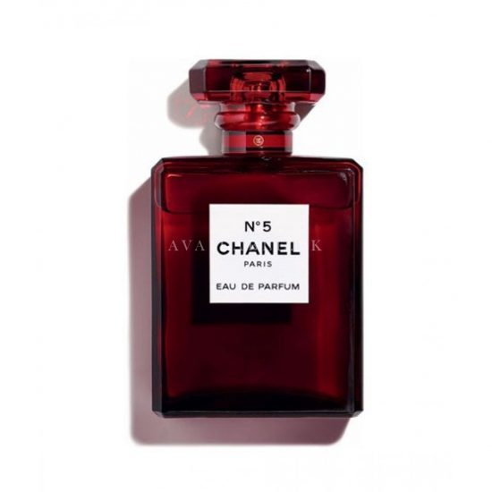 Chanel N°5 Red Limited Edition Edp Women 100ml