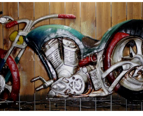 HSK Art - V-ROD | Genre: CONTEMPORARY ART Wall Painting +