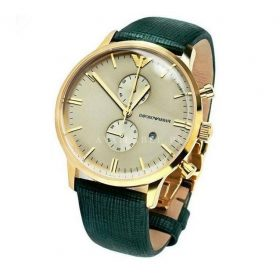 Emporio Armani Ar1722 Chronometer Green Men Watch Price In Pakistan