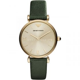 Emporio Armani Green Ladies Watch AR1726 Price In Pakistan