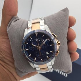 Rado HyperChrome 3 Tone Chronograph Men's Watch Price In Pakistan
