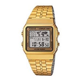 Casio Standard A500WGA-9DF- For Men