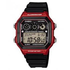 Casio Standard 1300WH-4AVDF- For Men