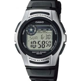 Casio Standard W-213-1AV- For Men