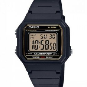 Casio Standard W-217h-9a- For Men