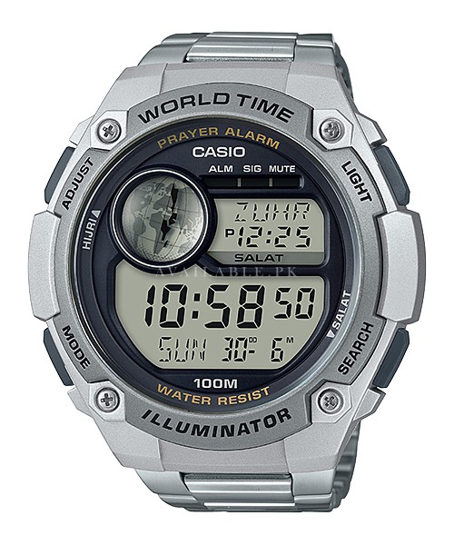 Casio CPA-100D-1AV - For Men