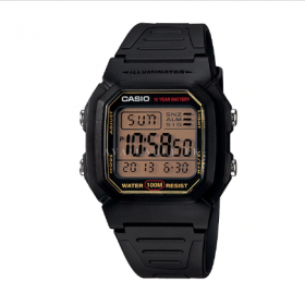 Casio General Men's Watches W-800HG-9AV