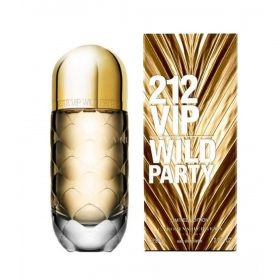 Carolina Herrera 212 VIP Wild Party Edt Women 80ML