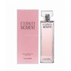 Calvin Klein Eternity Moment Edp Women 100ml