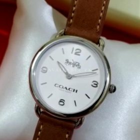 Coach Maddy Classic Brown Women's Watch Price In Pakistan