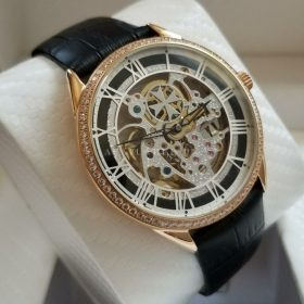 Vacheron Constantine Skeleton Slim Automatic Edition With Stones Men Watch Price In Pakistan