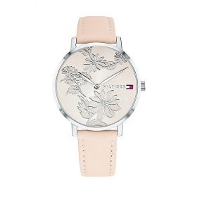 Tommy Hillfiger Floral 1781919 Pink Women Watch Price In Pakistan