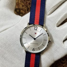 Tommy Hilfiger Casual Sport Slim Blue Strap Men Watch 1791328 Price In Pakistan