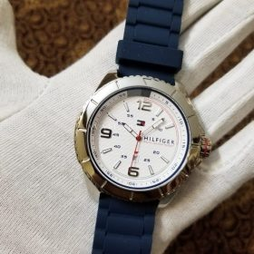 Tommy Hillfiger Satm Blue Belt Stainless Her Watch Price In Pakistan