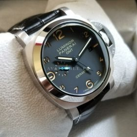Panerai Lumonor GMT 1950 Automatic Black Belt Men Watch Price In Pakistan