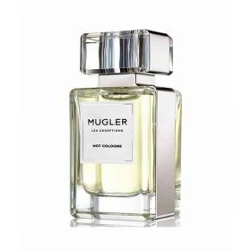 Mugler Les Exceptions Hot Cologne EDP Unisex 80ml