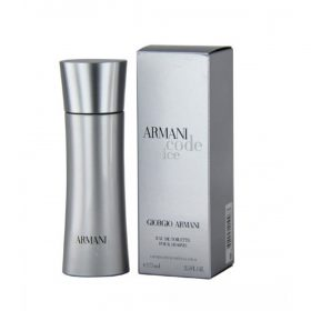 Giorgio Armani Code Ice Eau De Toilette For Men 75ml