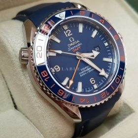 Omega Seamaster GMT GoodPlanet 600M Blue Orange Men Watch Price In Pakistan