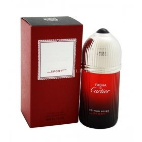 Cartier Pasha De Cartier Edition Noire Sport Eau De Toilette For Men 100ml