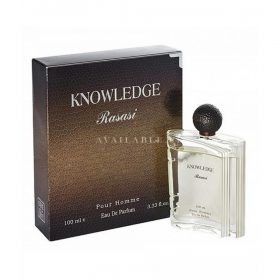 Rasasi Knowledge Pour Homme EDP For Men 100ml Price in Pakistan
