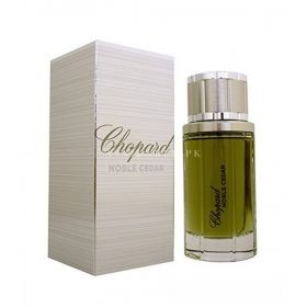 Chopard Noble Cedar EDT For Men 80ml