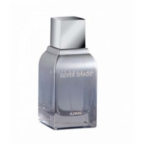 Ajmal Silver Shade Eau De Parfum For Unisex 100ml