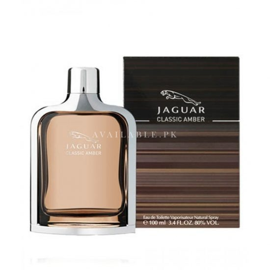 Jaguar Classic Amber EDT Men 100ML
