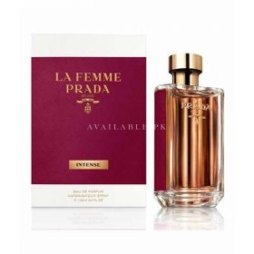 Prada La Femme Intense EDP For Women 100ml Price in Pakistan