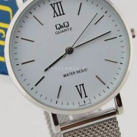 Q&Q QA20J211Y White Dial Mens Watch Price in Pakistan