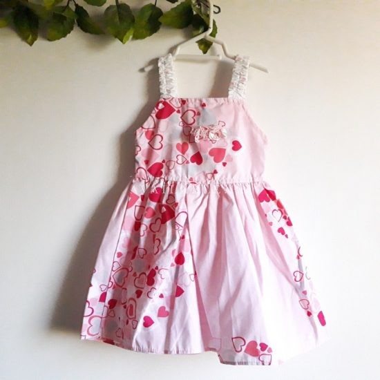 Baby Girl Frocks Cotton Fabric With Bow Upto 6 Years (Pack Of 3) Price in Pakistan