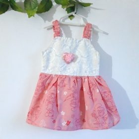 Baby Girl Frocks Cotton Fabric With Bow Upto 1-3-6 Years Pack Of 3