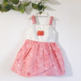 Multi Color Cotton Frocks Baby Girls Upto 3 Years - Pack Of 3 Price in Pakistan