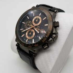 GC Black Men Watch Matt Finish Active Chronograph Price in Pakistan